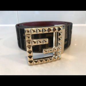 Fendi woman belt